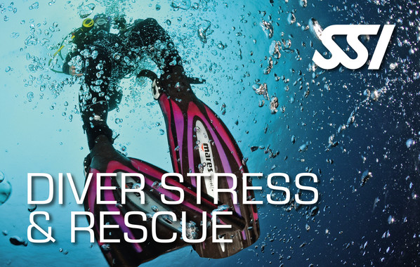 diver stress and rescuencton diving
