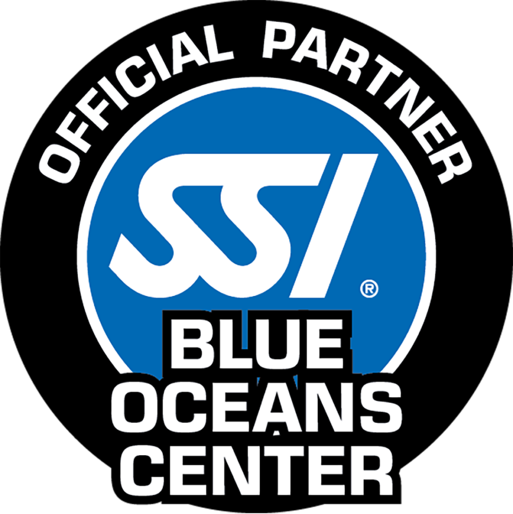 logo ssi blue oceans center official partner