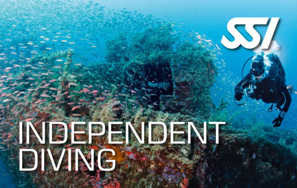 Solo diving - Independent Diving